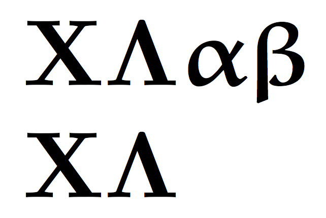 642x430 Consistent Macro For Bold Upright Vectors In Both Latin And Greek