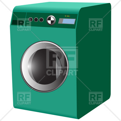 400x400 Laundry Washer Machine Vector Image Vector Artwork Of Objects