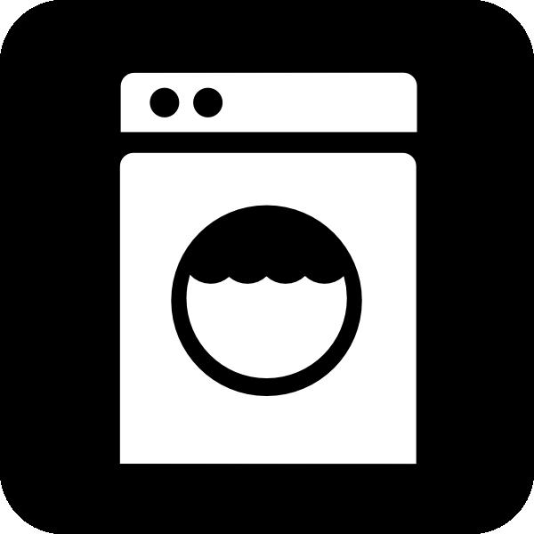 600x600 Washing Laundry Clip Art Free Vector 4vector