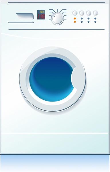 384x600 Washing Machine Free Vector In Adobe Illustrator Ai ( .ai
