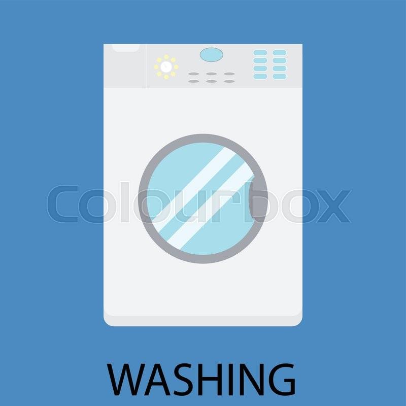 800x800 Washing Machine Housework. Laundry And Washing, Washing Machine