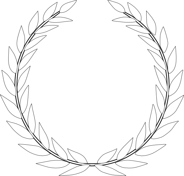 Laurel Crown Vector