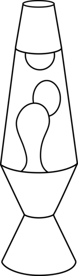 156x550 Collection Of Lava Lamp Drawing High Quality, Free Cliparts
