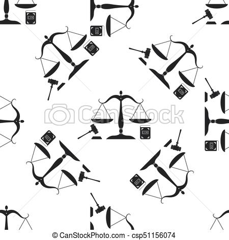450x470 Symbol Of Law And Justice. Concept Law. Scales Of Justice, Gavel