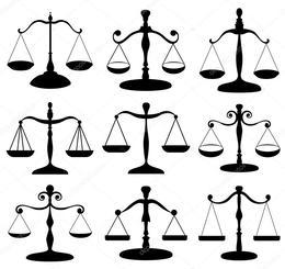 260x245 Download Law Scale Vector Clipart Law Justice