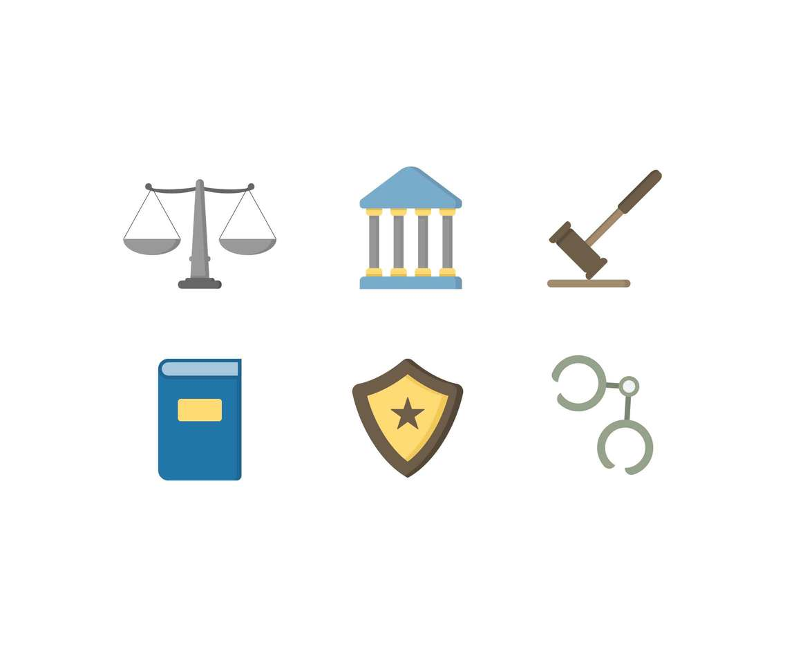 1136x936 Free Unique Law And Justice Icon Vector Vector Art Amp Graphics