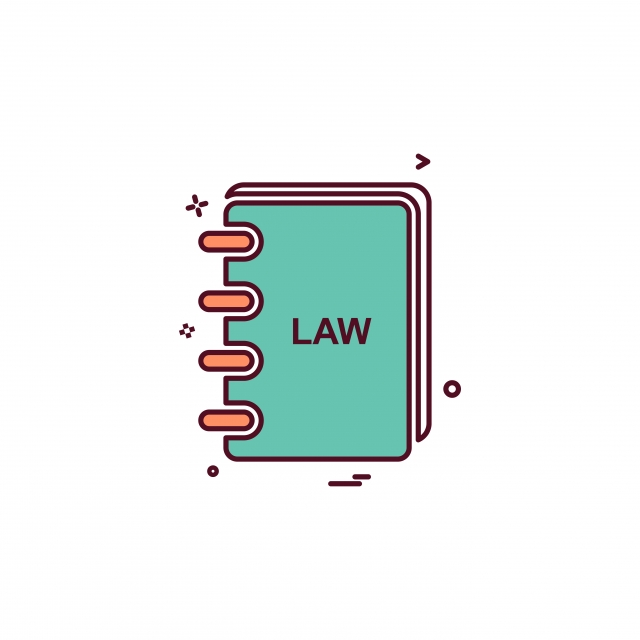 640x640 Law Book Icon Vector Design, Law, Vector, Design Png And Vector
