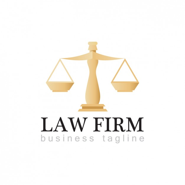 626x626 Law Firm Logo Template Vector Free Download