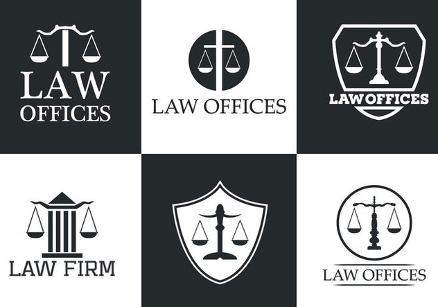 632x443 Law Office Vector Logo Collection Free Vector Download 329437