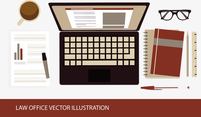 650x377 Vector Illustration Office Of Legal Affairs, Office Vector, Office