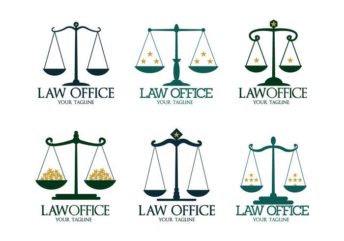 700x490 Law Office Logo Vectors 109995