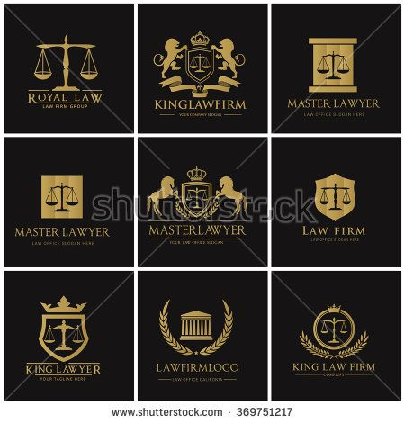 450x470 Lawyer Logo Collection. The Judge,law Image, Law Firm Logo, Law