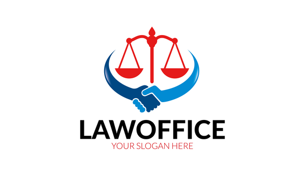 600x360 Law Office Logo Vector Free Download