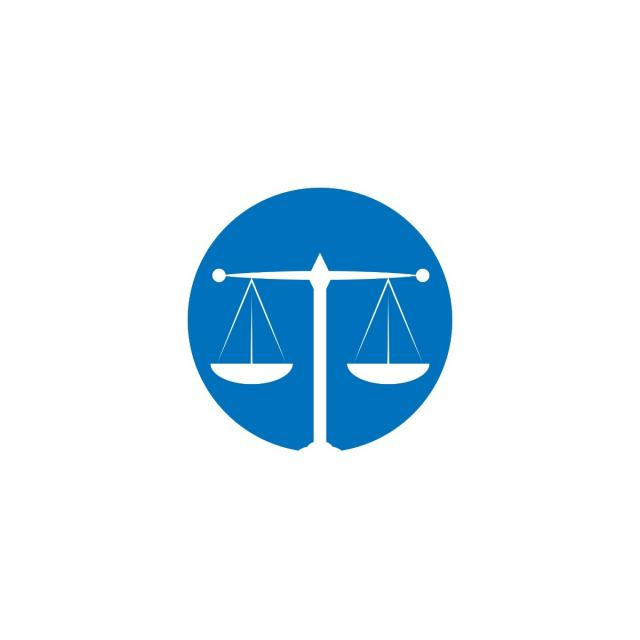 640x640 Attorney At Law Logo And Icon Template Vector, Law, Logo, Lawyer