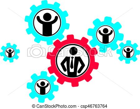 450x352 Successful Businessman And Leader Creative Logo, Vector Conceptual