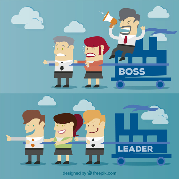626x626 Boss And Leader Concept Vector Free Download