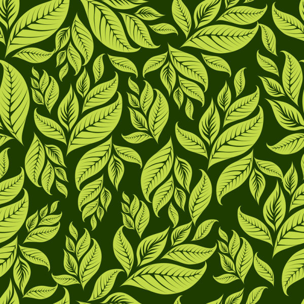 600x600 Green Leaf Background Vector Free Vector In Encapsulated
