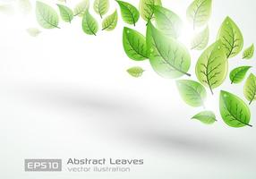 286x200 Leaf Background Free Vector Art