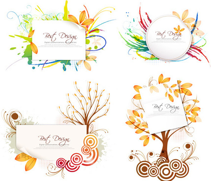 429x368 Free Leaf Border Vector Free Vector Download (9,142 Free Vector