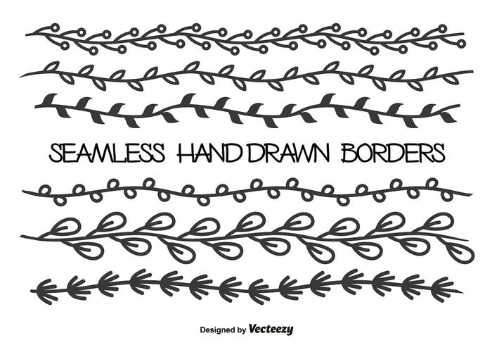 700x490 Ornate Border Free Vector Art