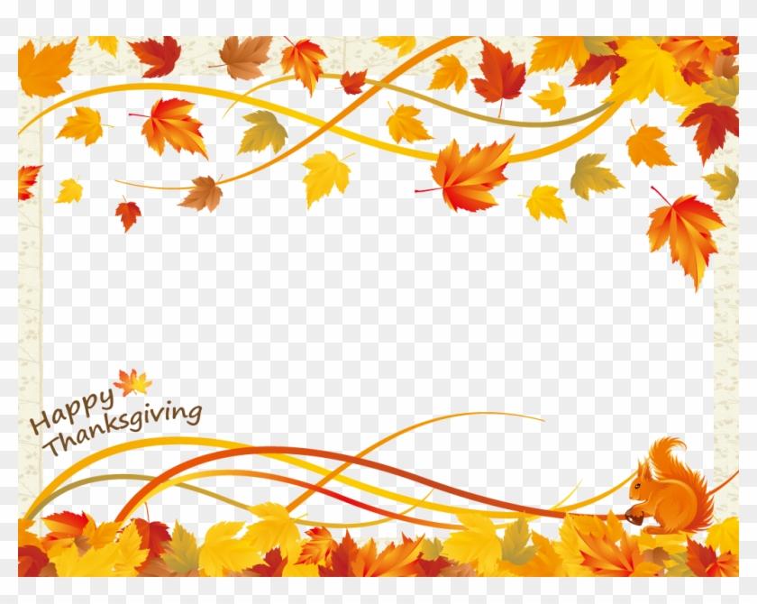 840x670 Thanksgiving Day Frame