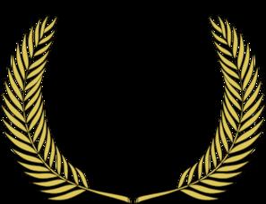 297x228 Crest Leaves Clip Art