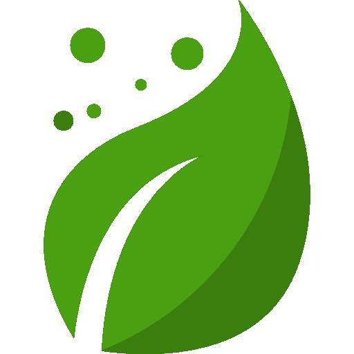 512x512 Leaf Icon Vector