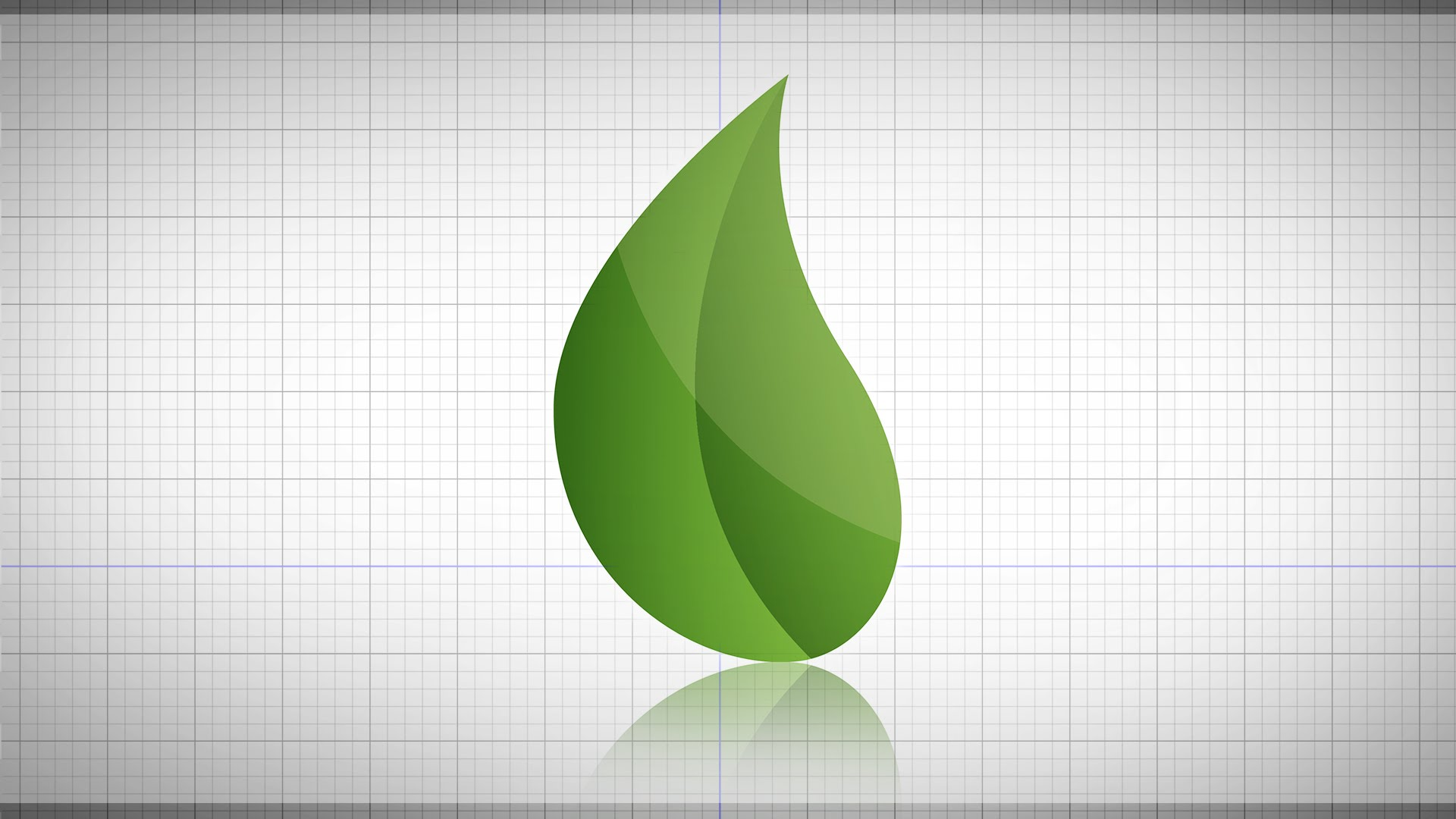 1920x1080 How To Create A Leaf In Illustrator