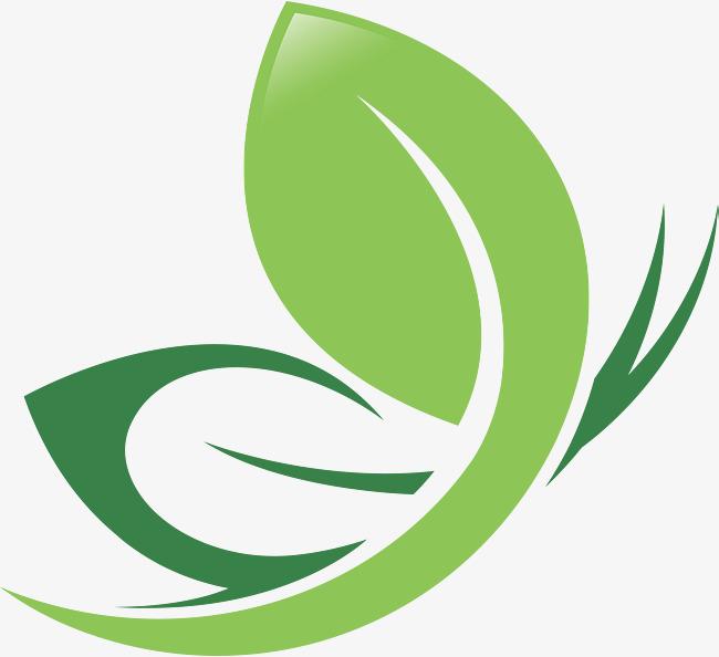 650x594 Green Leaf Logo Design, Green Leaves, Green Leaves, Logo Png And