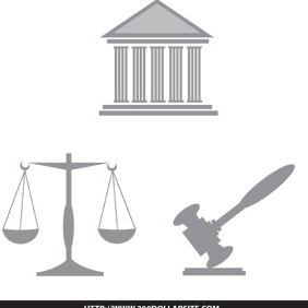 282x282 Law And Legal Illustration Free Vector Free Vector Download 204887