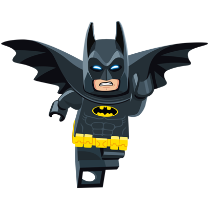 Lego Batman Vector