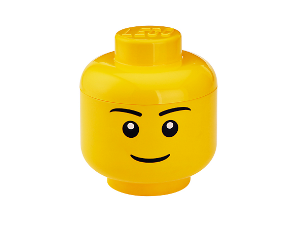 Lego Head Vector