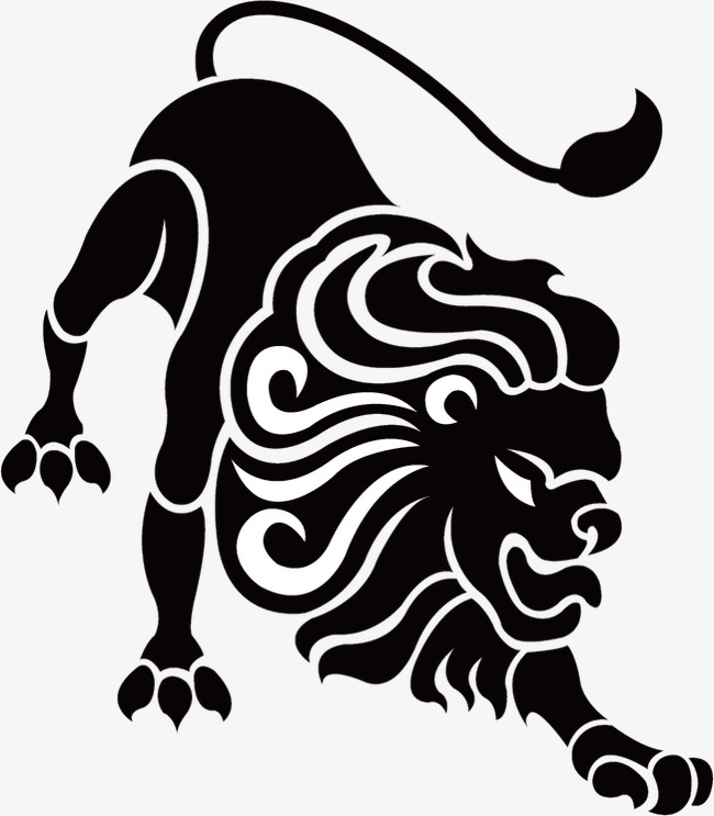 650x743 Zodiac Vector Material, Leo, Constellation, Zodiac Png And Vector