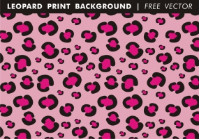 285x200 Free Leopard Print Background Vector Free Vector Graphic Art Free