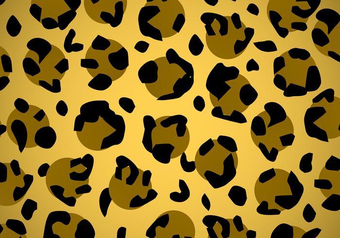 700x490 Leopard Print Free Vector Art