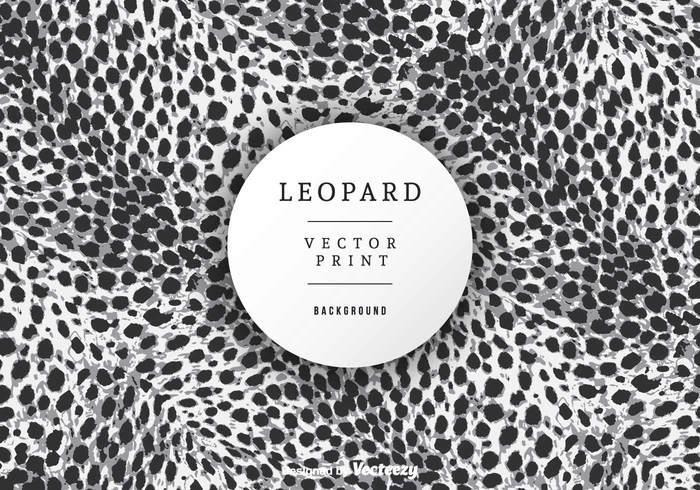 700x490 Free Leopard Print Background Vector Designrockr