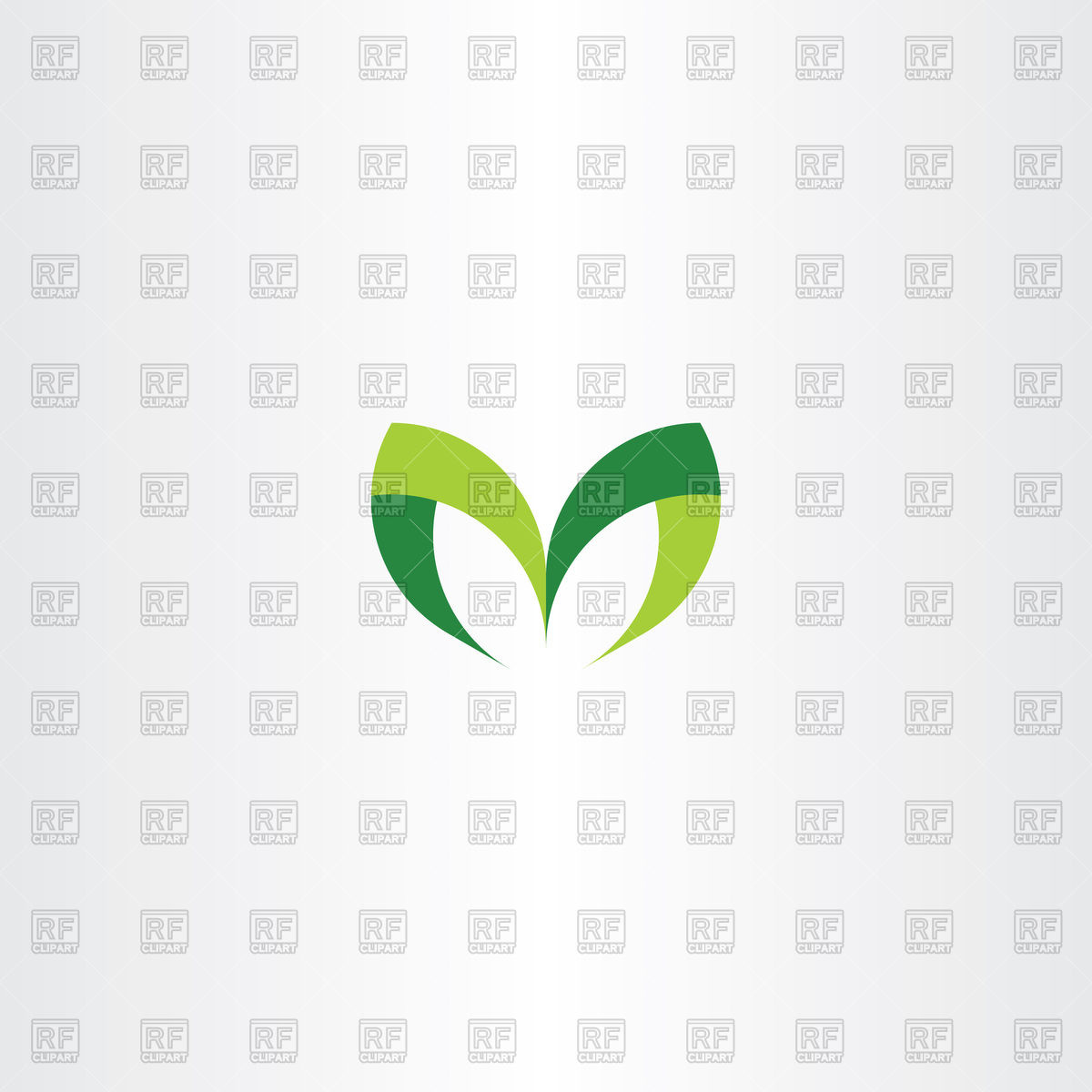 1200x1200 Green Letter M Vector Image Vector Artwork Of Icons And Emblems