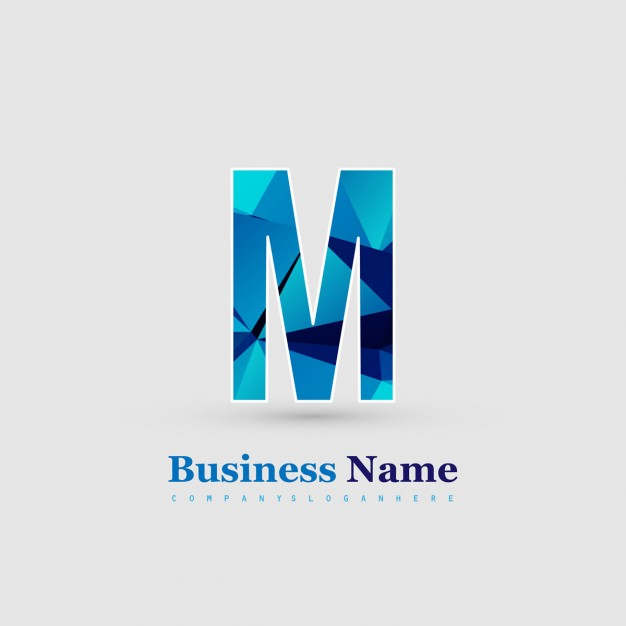 626x626 Letter M Logo Vector Free Download