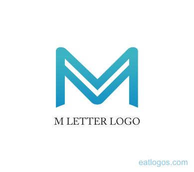 389x345 Letter M Vector Logo Design Download Vector Logos Free Download