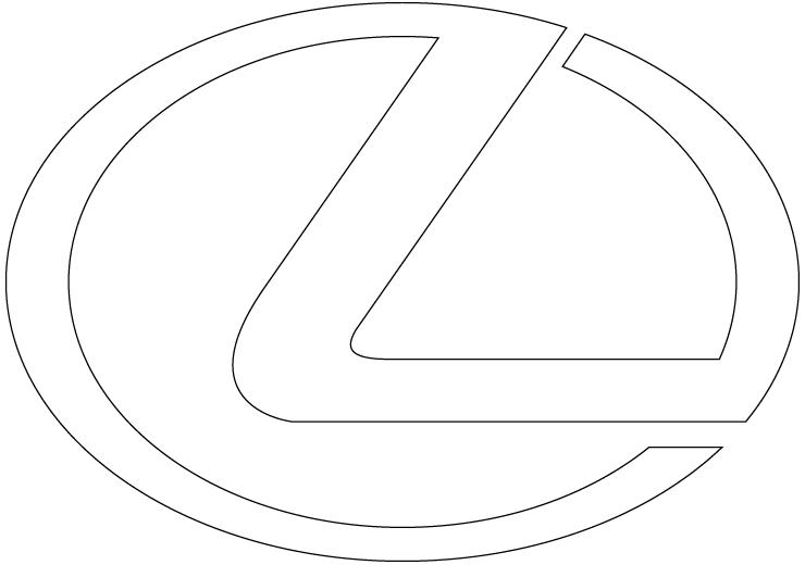 740x520 Lexus Logo Vector