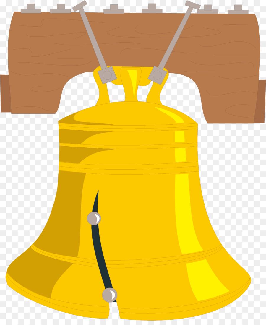 900x1100 Liberty Bell Clip Art