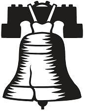 173x225 Liberty Bell Clipart