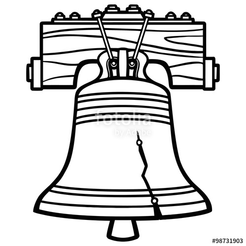 500x500 Liberty Bell Illustration Stock Image And Royalty Free Vector