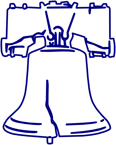 474x592 Lakeside Liberty Bell Clip Art Free Vector 4vector