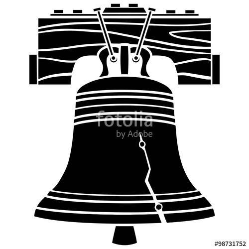 500x500 Liberty Bell Abstract Stock Image And Royalty Free Vector Files