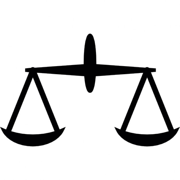 626x626 Balance Libra And Justice Symbol Icons Free Download