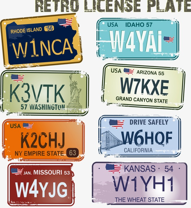 650x708 Nostalgia Plate, License Plate, Reminiscence, Retro Png And Vector