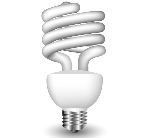 Light Bulb Vector Free