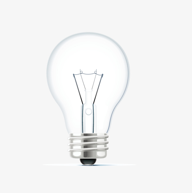 650x651 Incandescent Vector, Incandescent, Light Bulb, Vector Png And