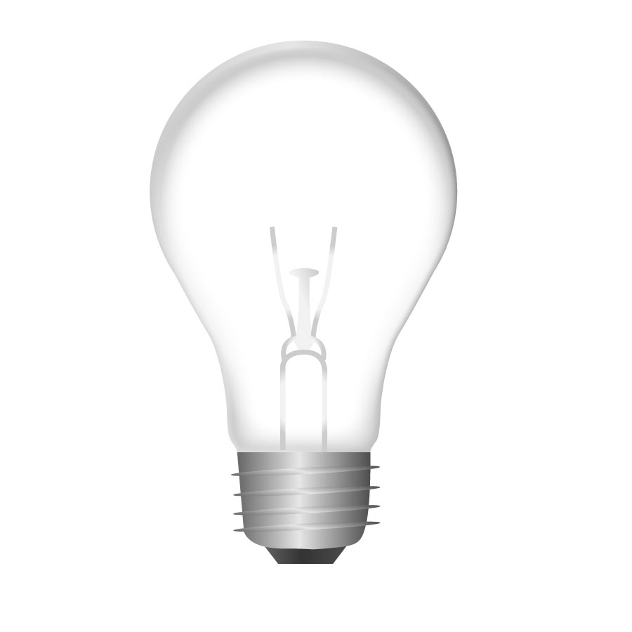 900x900 Light Bulb Illustration Free Vector Free Vectors Ui Download